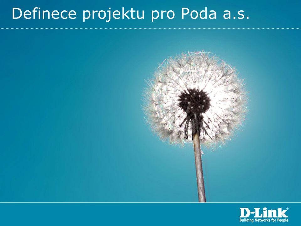 Definece projektu pro Poda a.s.