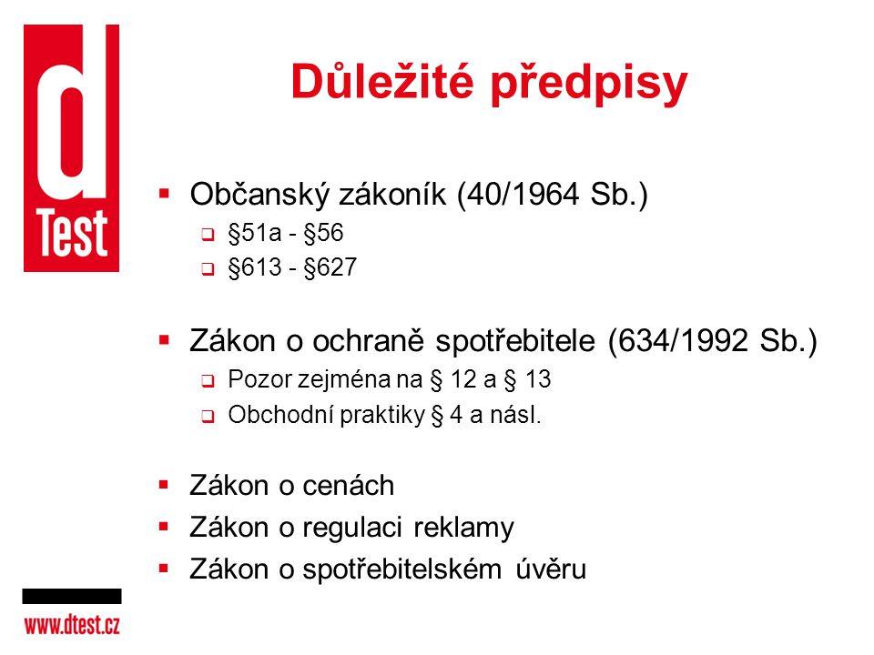 Jak se z toho nezbláznit? www.dtest.cz Jsme partnery slušných obchodníků