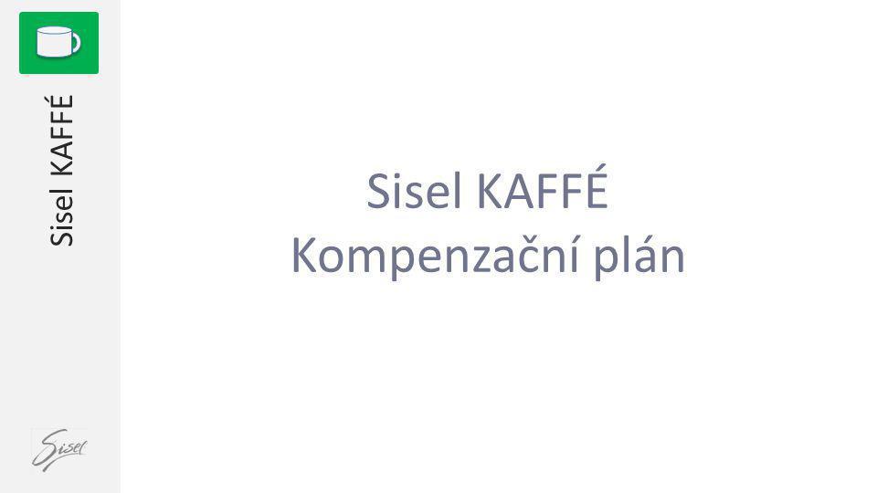 1 Sisel KAFFÉ Kompenzační plán