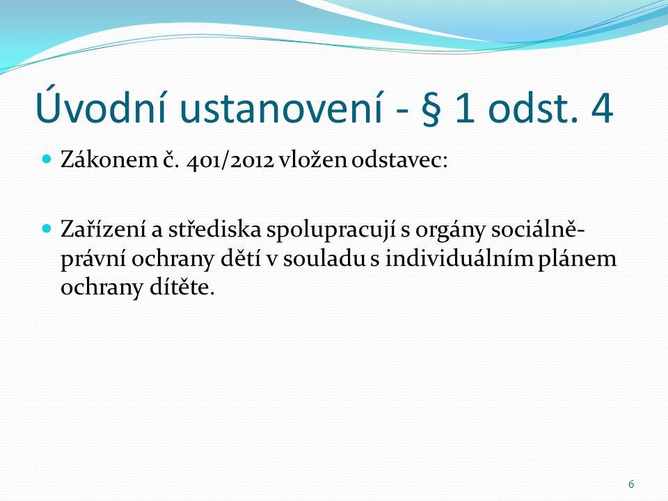 Změna příspěvkového koeficientu  Informace ČSÚ – k 31.