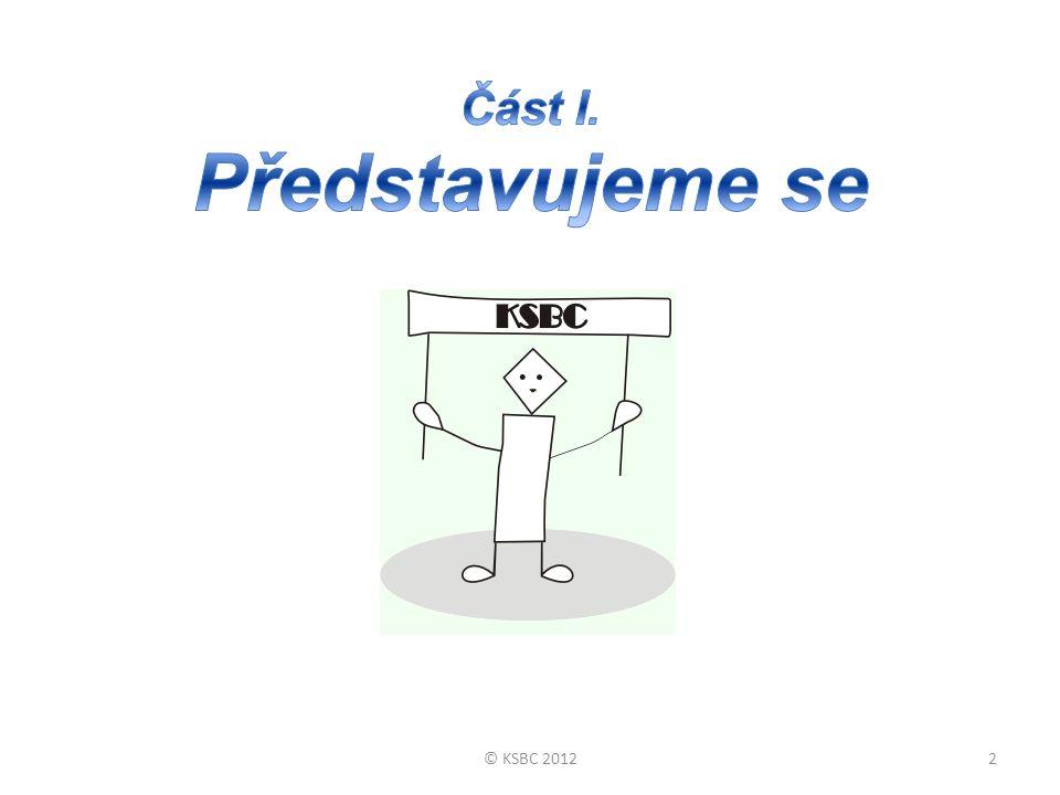 © KSBC 201243 Vysypávat – ano či ne.