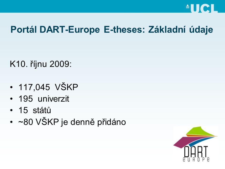 Portál DART-Europe E-theses: Základní údaje K10.