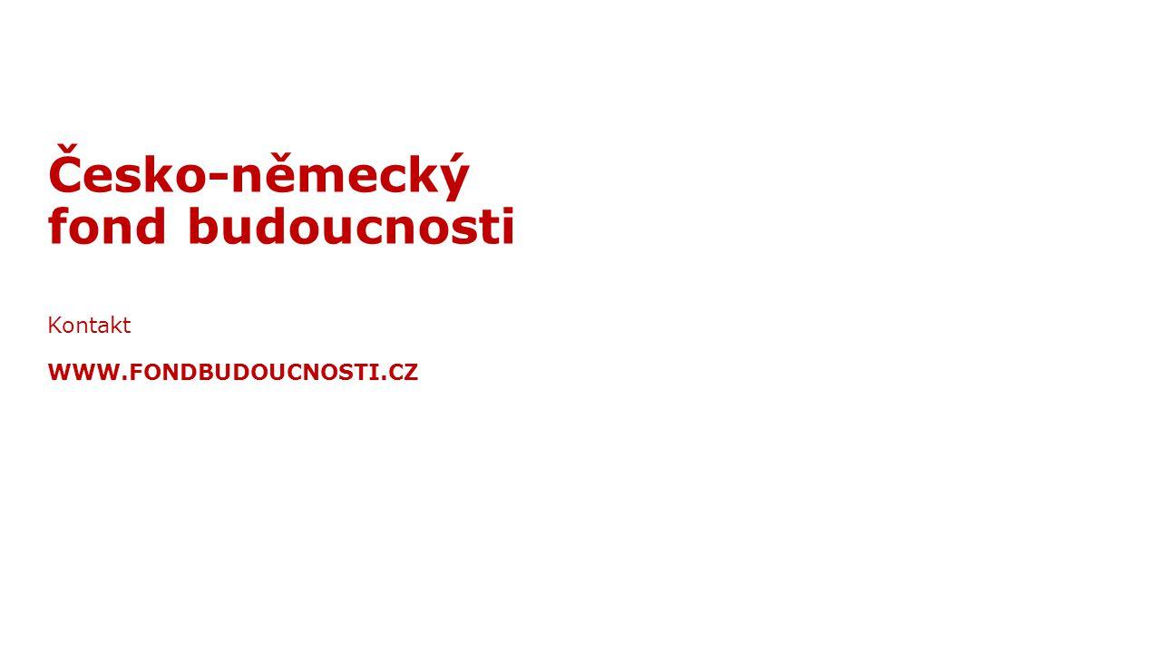Kontakt WWW.FONDBUDOUCNOSTI.CZ