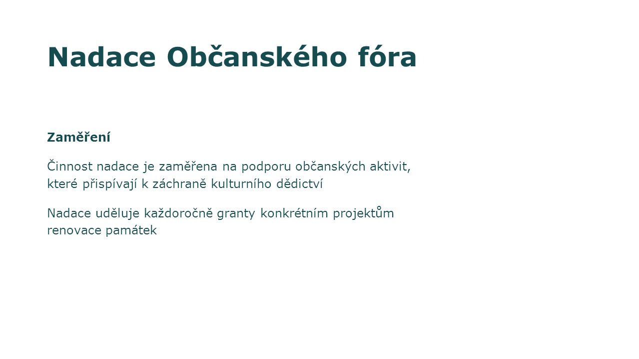 Děkuji za pozornost Ing. Jakub Děd Omnium z.s. Tel.: 739 385 928 E-mail: jded @omniumos.cz