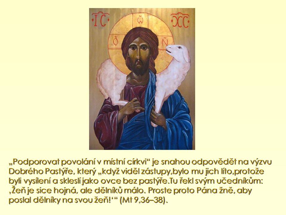 Týden modliteb za duchovní povolání, od 8.do 15.května 2011, ukončen 48.
