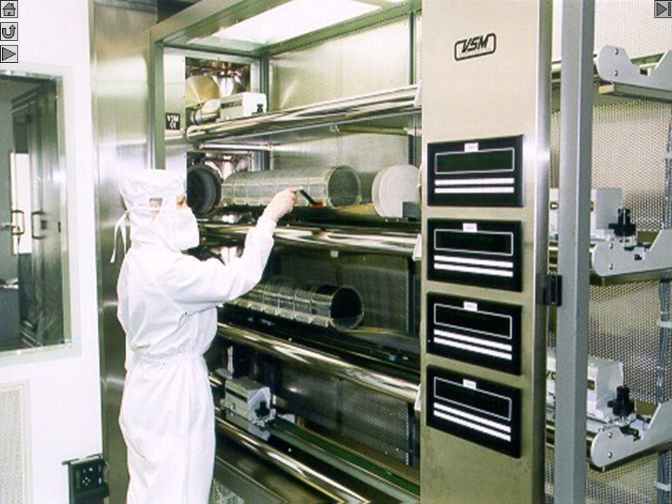 Silicon V2.1 Cz 32 Zařízení na chemickou depozici