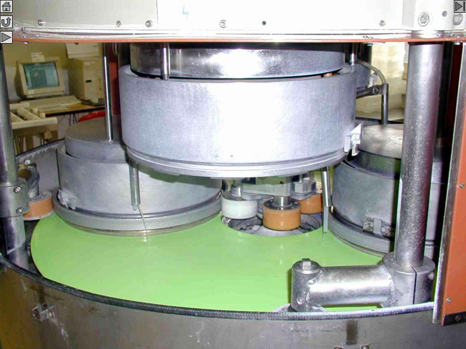 Silicon V2.1 Cz 34 Zařízení na leštění