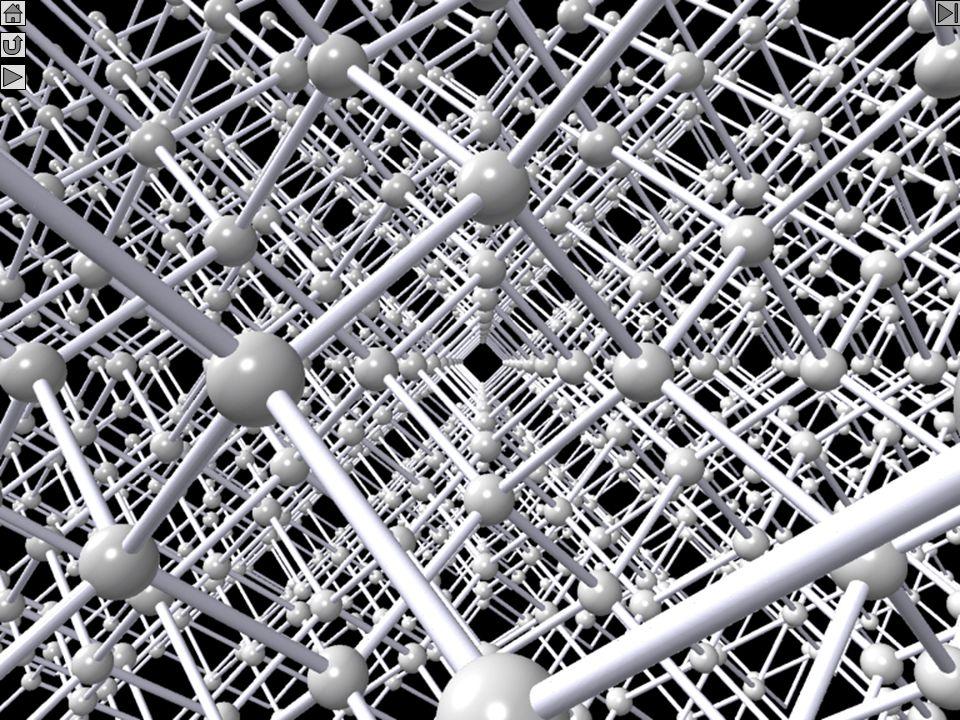Silicon V2.1 Cz 9 Křemík - uvnitř krystalu