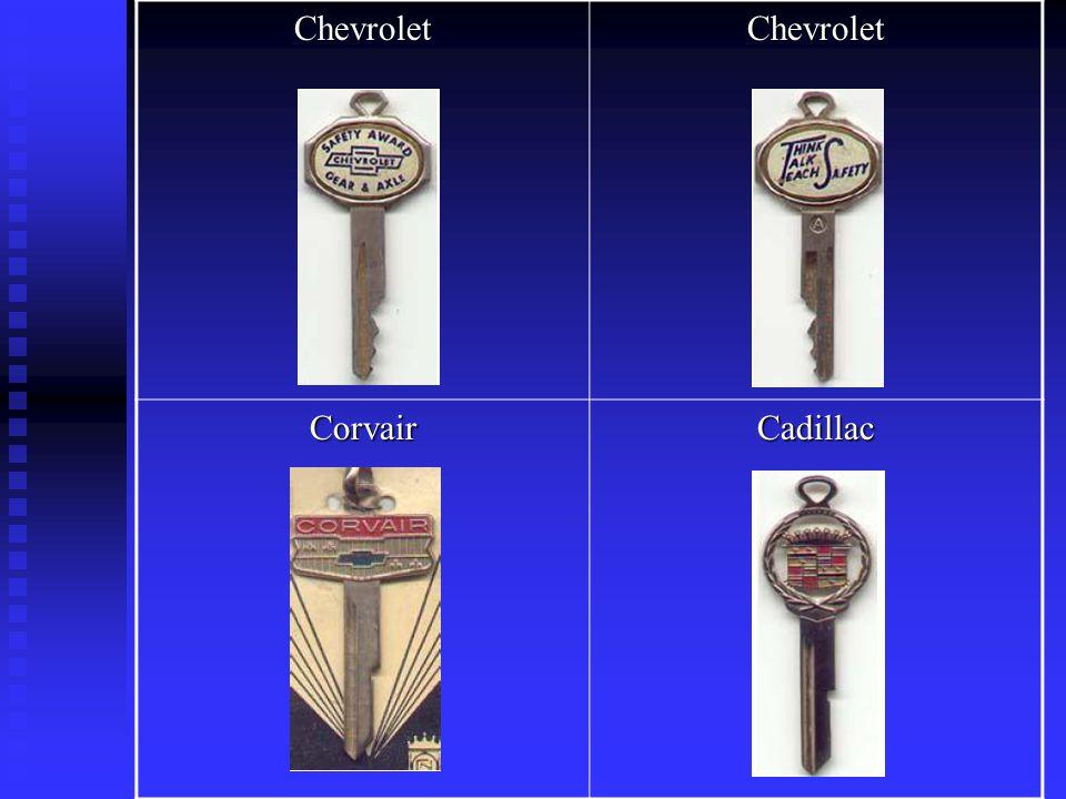 ChevroletChevrolet CorvairCadillac