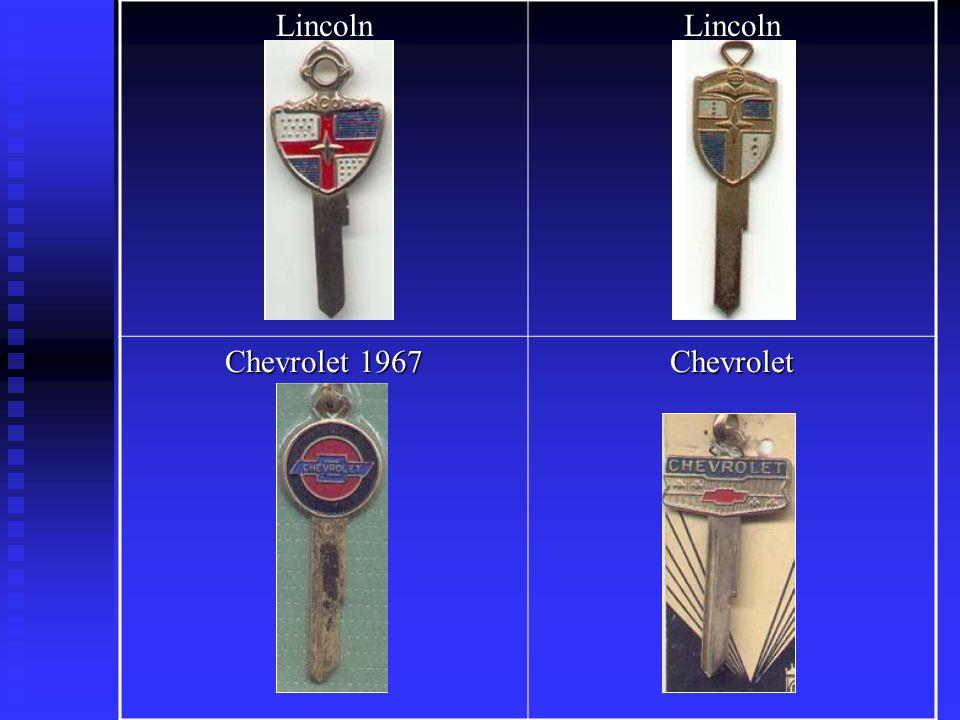 LincolnLincoln Chevrolet 1967 Chevrolet
