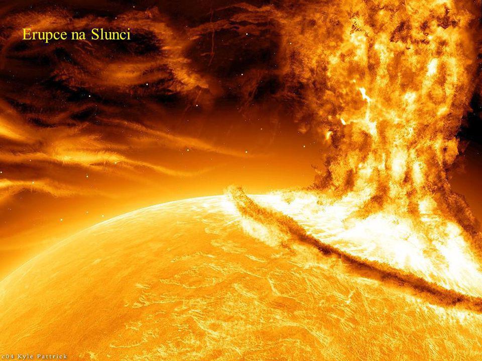 Slunce v detailu