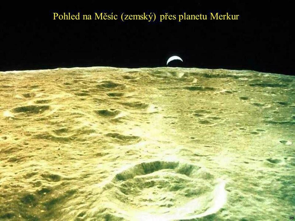 Planeta Merkur Je Slunci nejbližší a současně i nejmenší planetou sluneční soustavy.