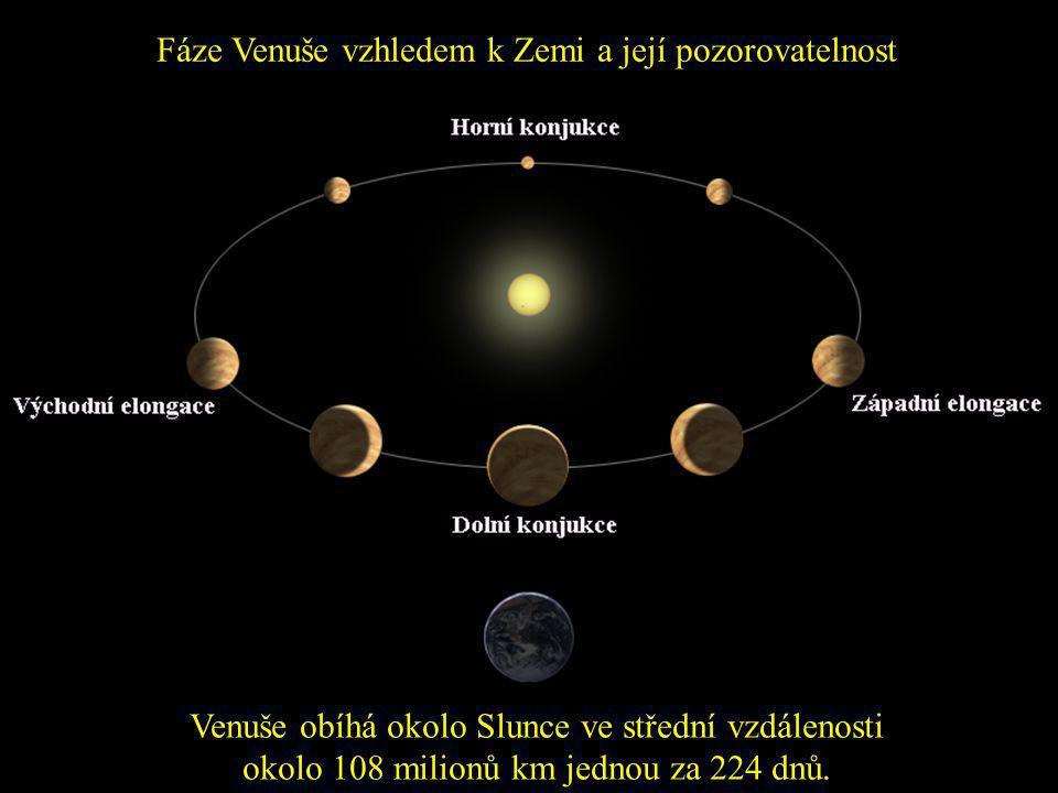 Krátery na Venuši Otázka:Jaká teplota je na povrchu Venuše? Odpověď:Teplota se pohybuje kolem 460°C.