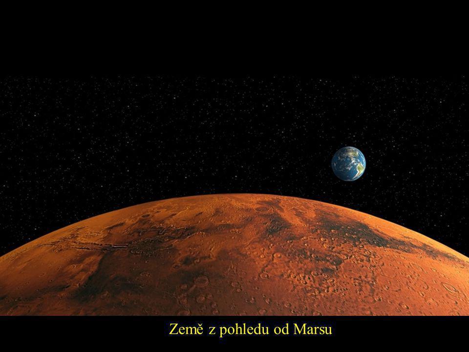Kaňon na Marsu