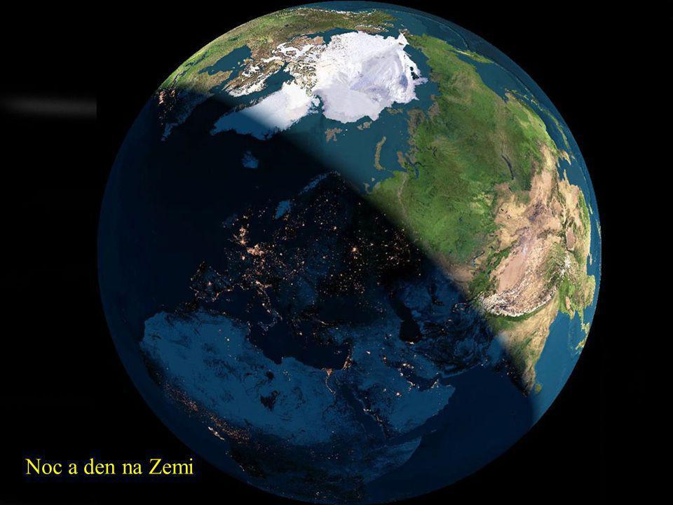 Otázka:Jaká je vzdálenost Země od Slunce.