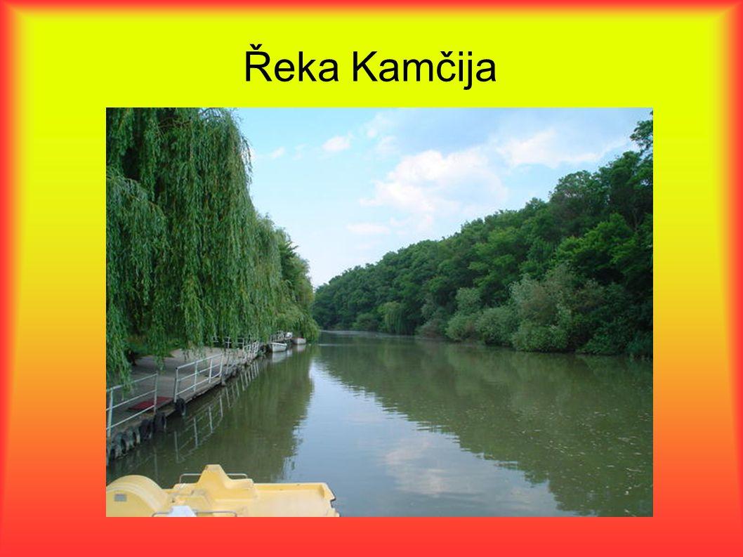 Řeka Kamčija