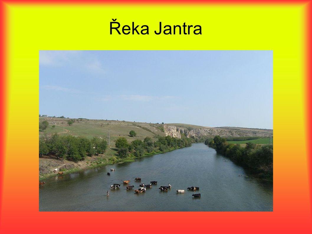 Řeka Jantra