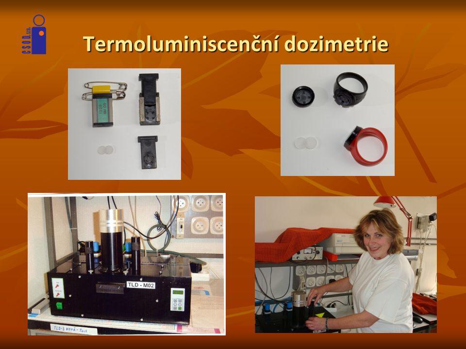 Termoluminiscenční dozimetrie