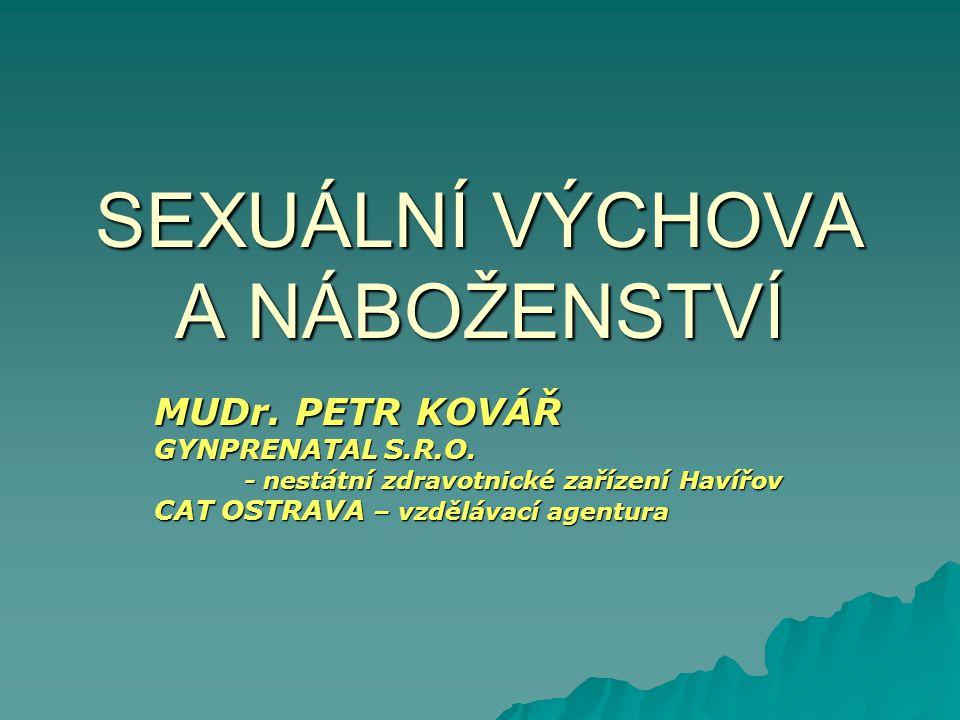 Etické aspekty užívání ANTIKONCEPCE Vajíčko+spermie → zygota → zárodek