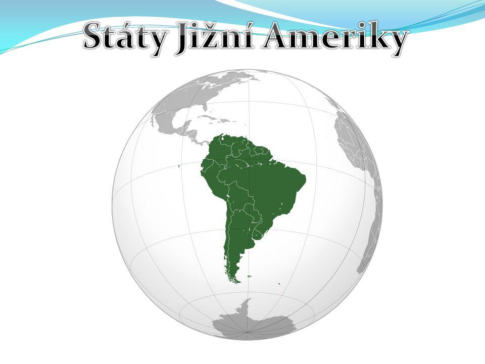 Jak se jmenuje tento stát ? a) Argentina b) Chile d) Brazílie