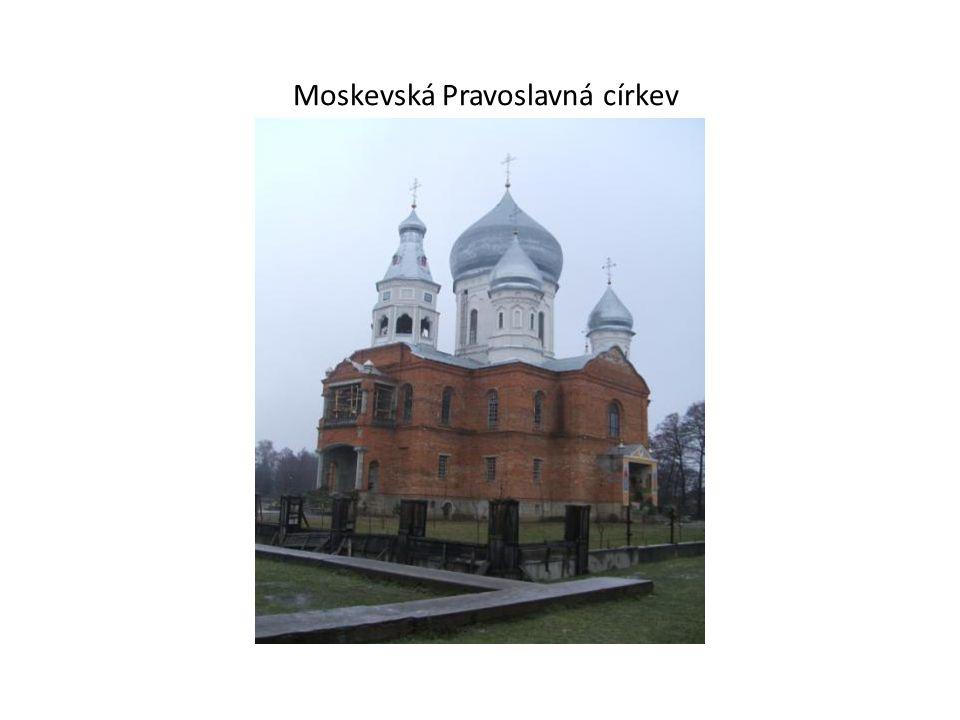 Moskevská Pravoslavná církev