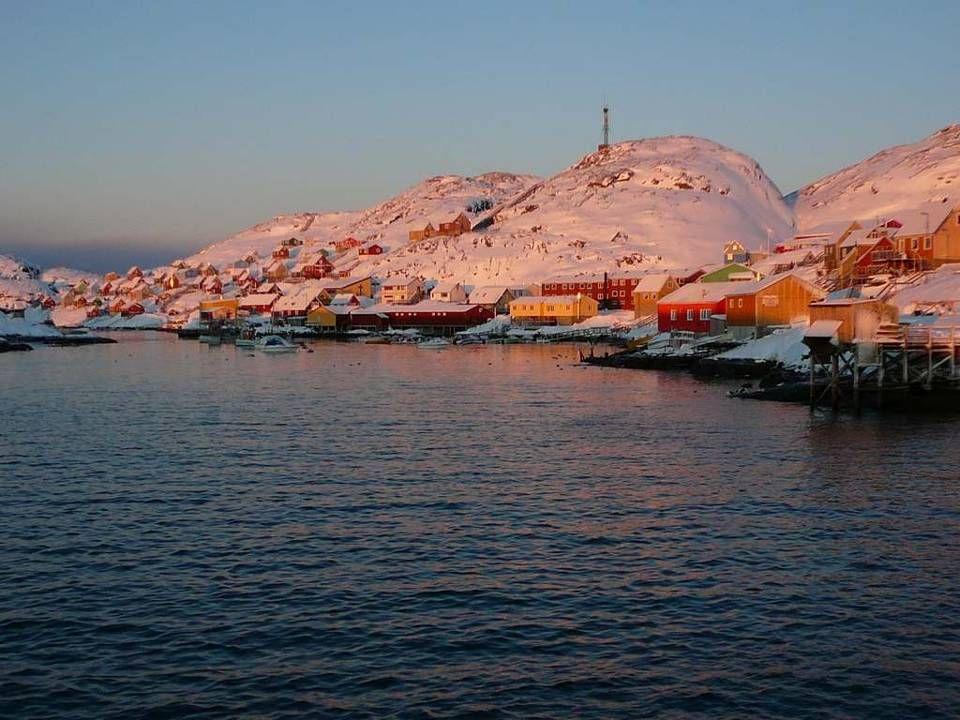 Tato nejstarší a největší dánská osada byla založena roku 1721 jako Godthaab