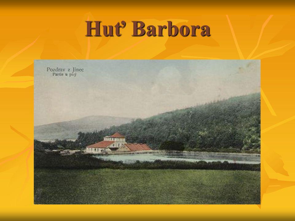 Huť Barbora