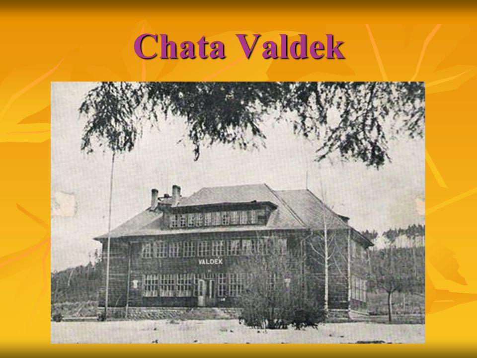 Chata Valdek