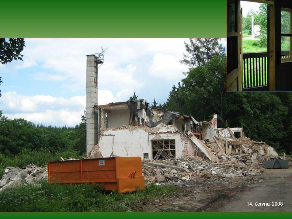 29. května 2008 bylo zbořeniště využito k mezinárodnímu cvičení na téma zemětřesení za účasti 65členného nizozemského vyhledávacího a záchranného týmu