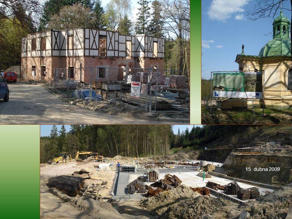 13. dubna 2009 objevil Jaroslav Kos na Studánce část původního dřevěného vodovodu, který vedl do Rychnova. Bohužel žádné jiné materiály – kované spojk
