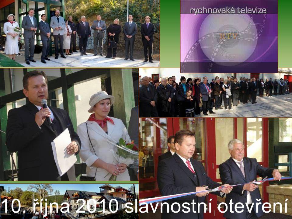 1.- 3. října 2010 přišlo během dnů otevřených dveří 10 257 lidí