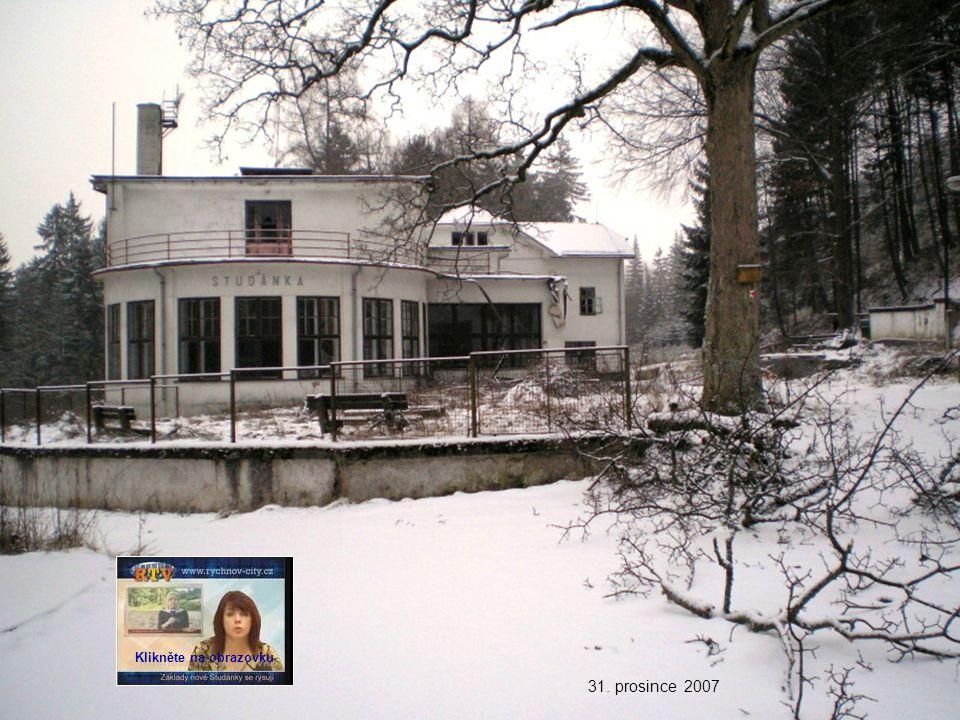 31. prosince 2007 Klikněte na obrazovku
