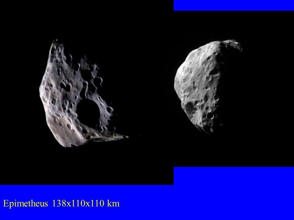 Epimetheus 138x110x110 km