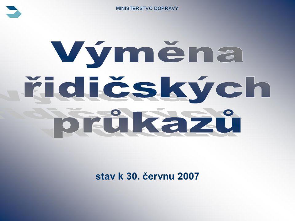stav k 30. červnu 2007