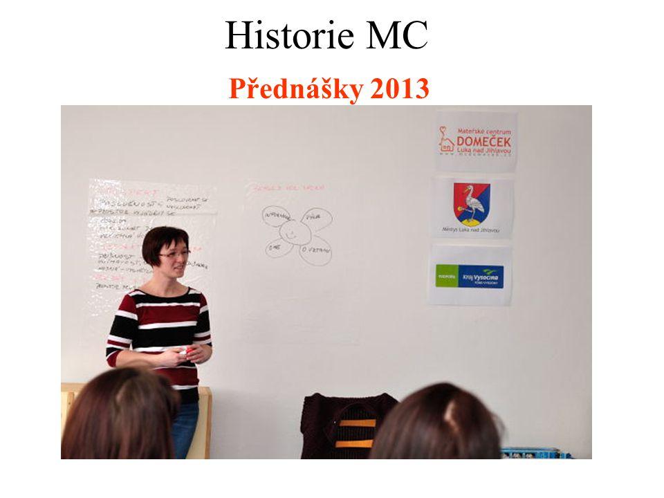 Přednášky 2013 Historie MC