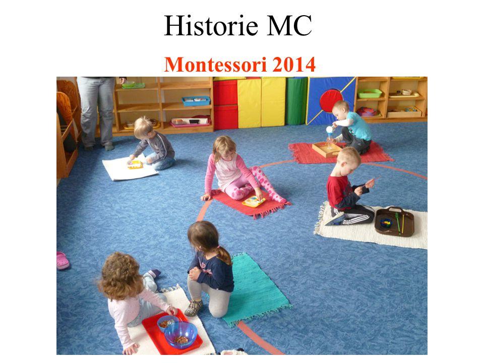 Montessori 2014 Historie MC