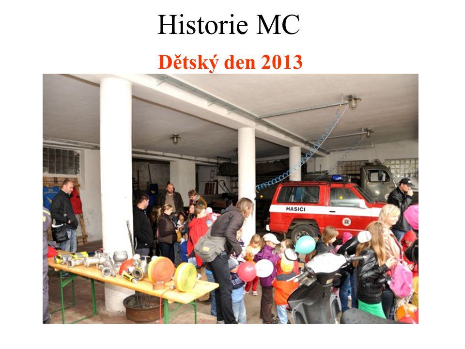 Dětský den 2013 Historie MC