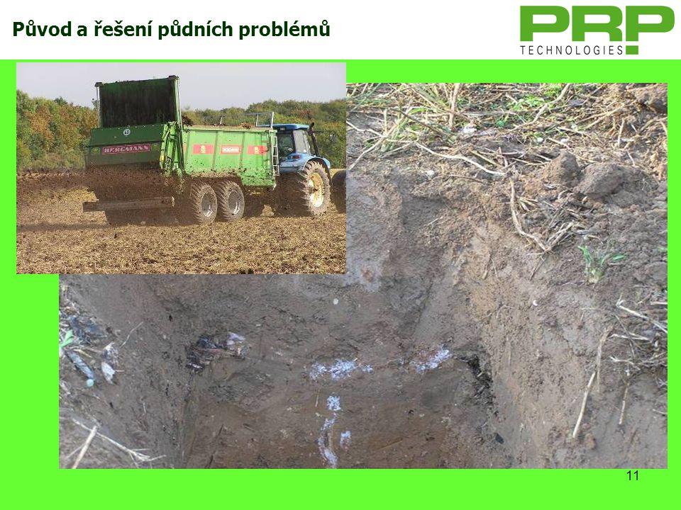 11 Původ a řešení půdních problémů