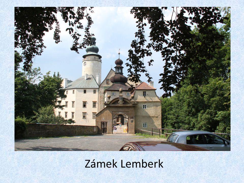 Zámek Lemberk