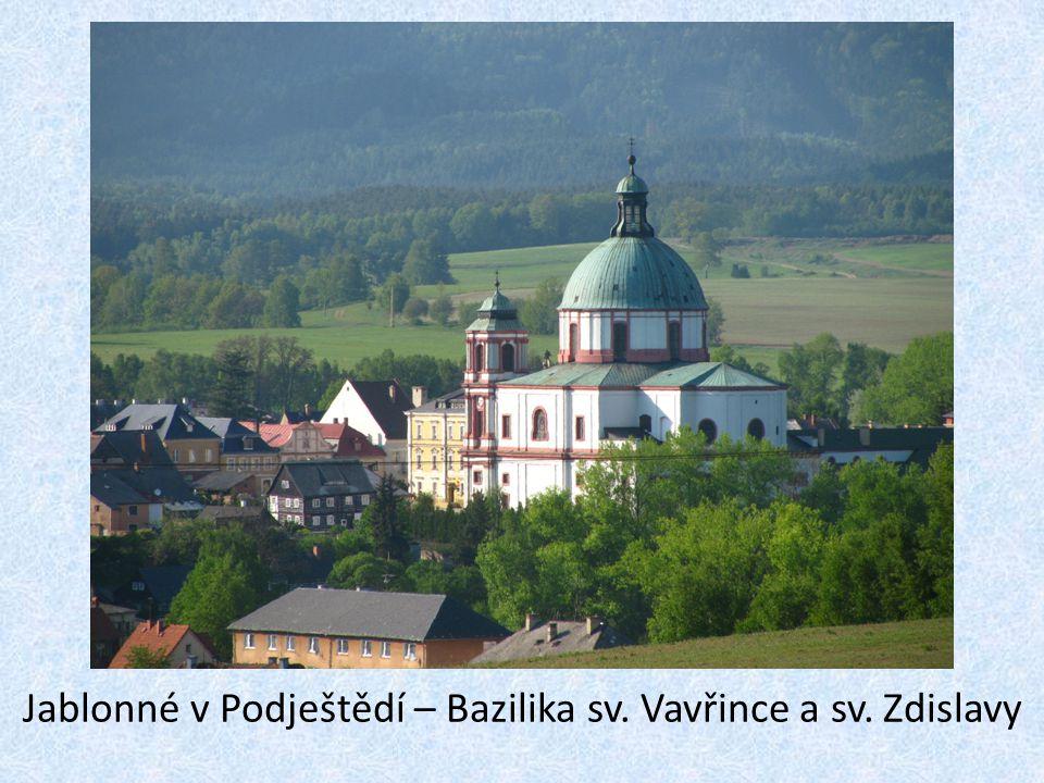 Jablonné v Podještědí – Bazilika sv. Vavřince a sv. Zdislavy