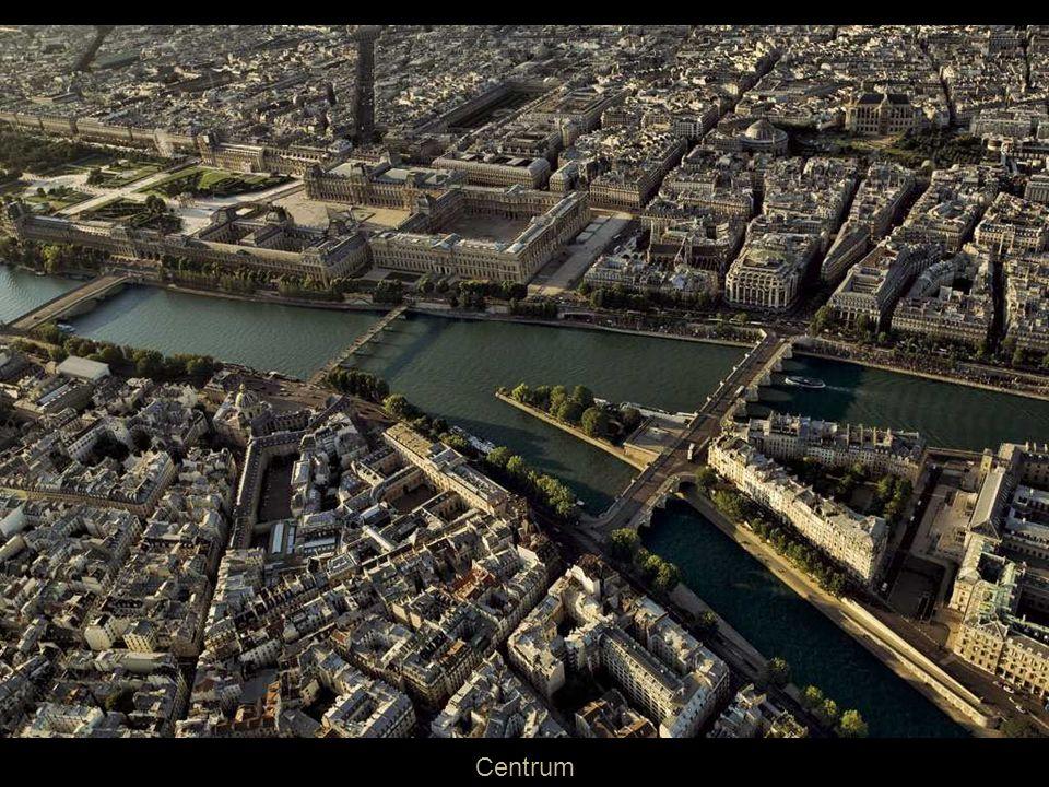 Le Pont des Arts – most pouze pro pěší.