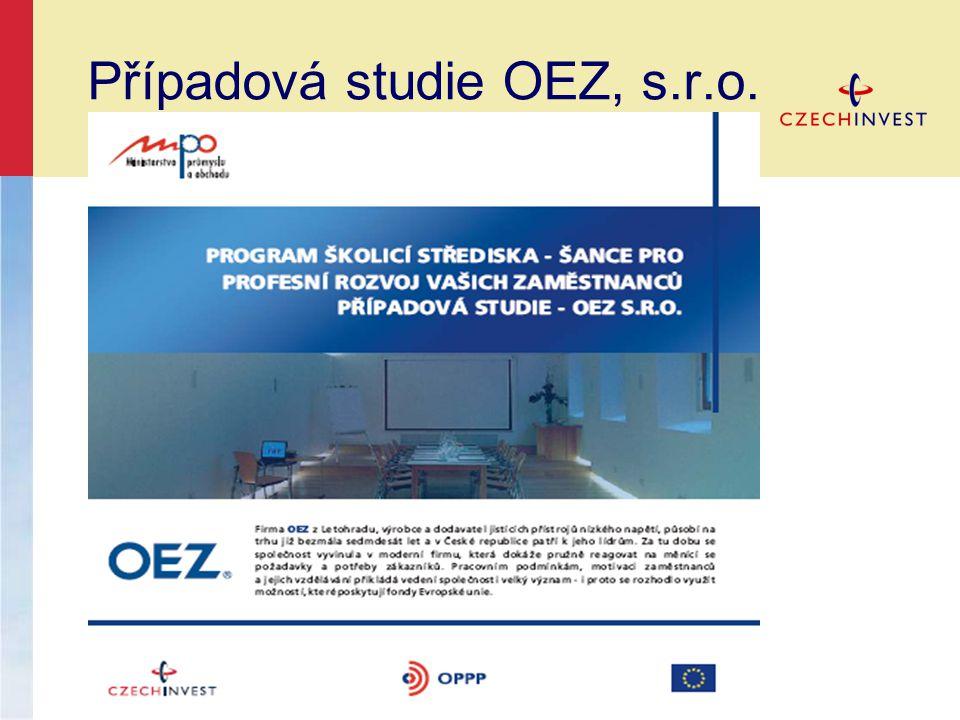 Případová studie OEZ, s.r.o.