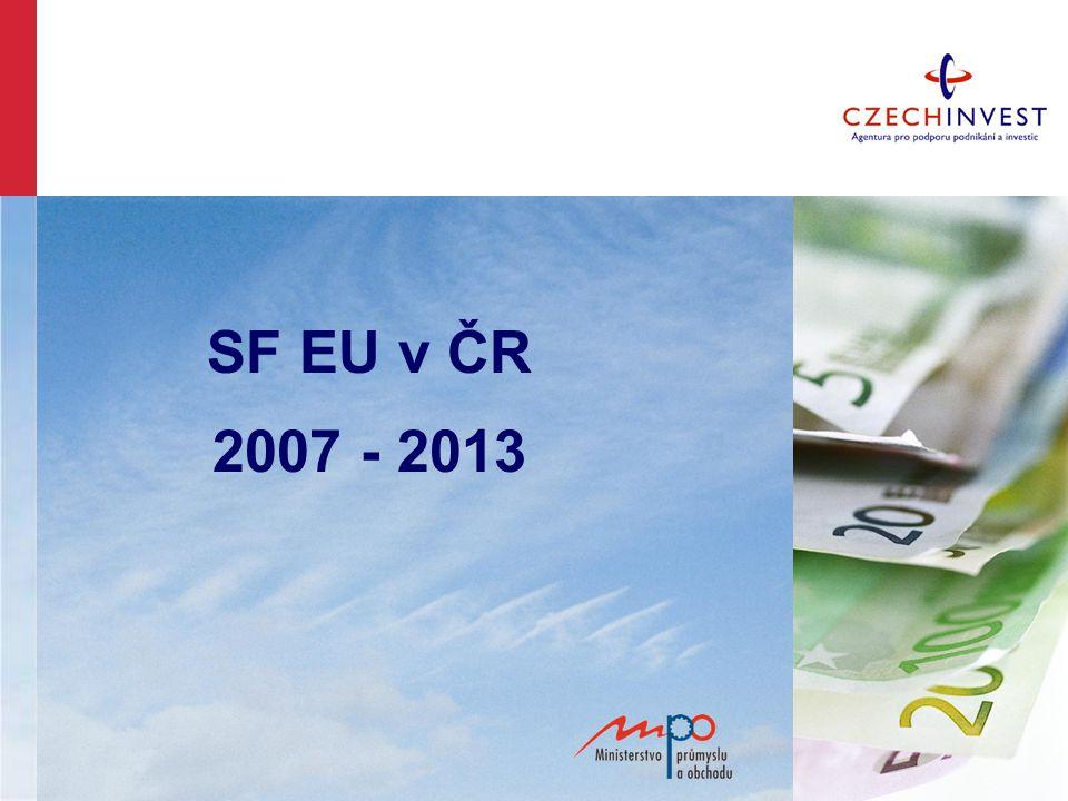 SF EU v ČR 2007 - 2013