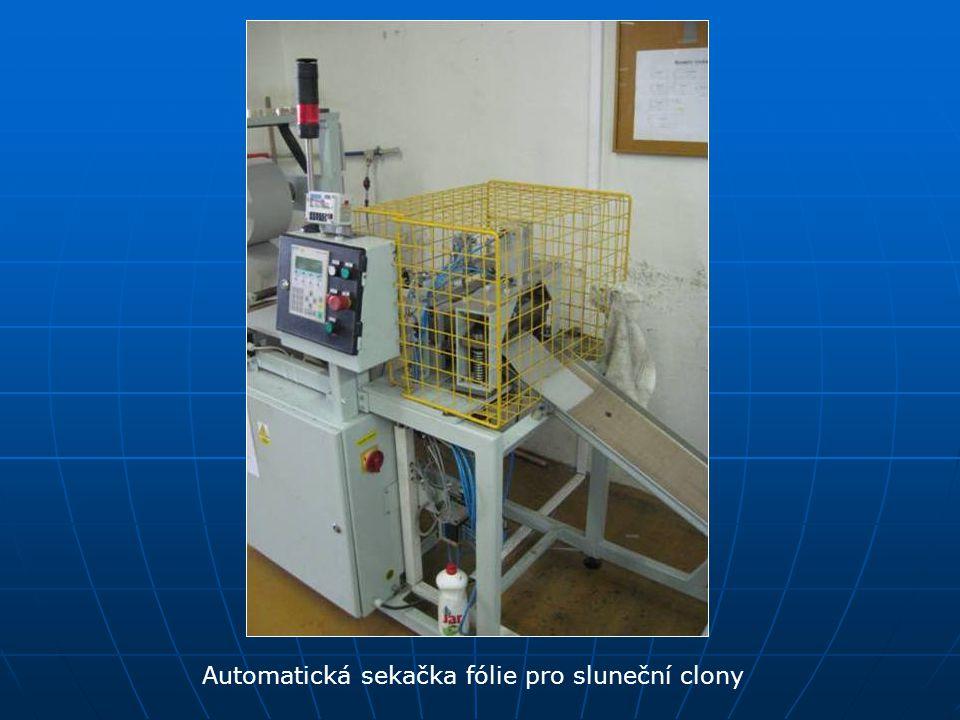 Testovací přípravky pro automobilní průmysl