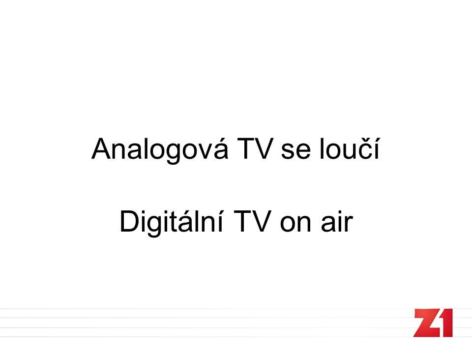 2003 – 2008 : ZNÁSOBENÍ TV NA ČESKÉM TRHU •Situace 2003: Nova, Prima, ČT1,ČT2 •Situace 2004: + Óčko, 24.cz •Situace 2005: + ČT24,ČT4,Top TV,CZ Film, Noe TV •Situace 2006: uděleno 6 licencí •Situace 2007: + Nova Cinema, Public TV •Situace 2008: + Z1, ….?