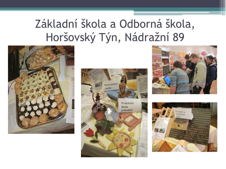 Základní škola a Odborná škola, Horšovský Týn, Nádražní 89