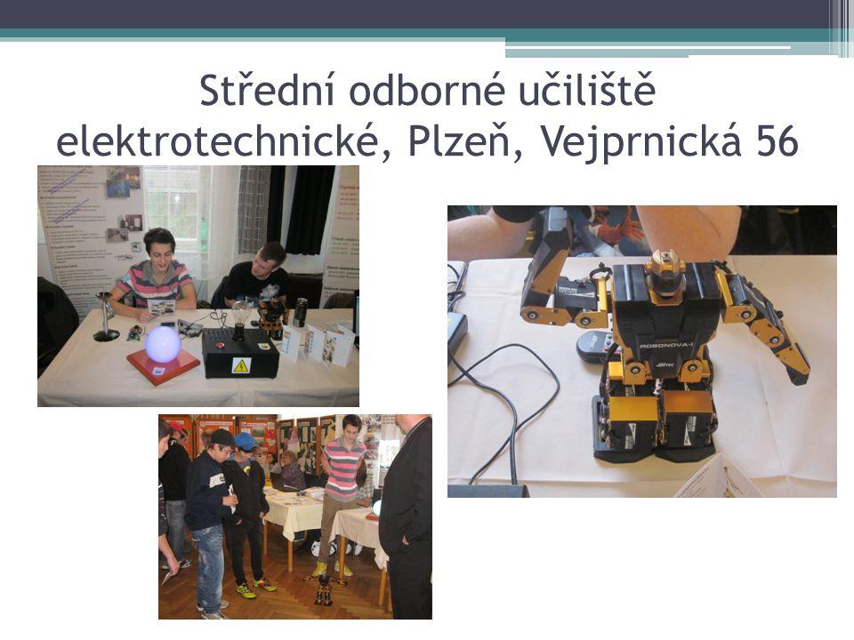 Střední odborné učiliště elektrotechnické, Plzeň, Vejprnická 56