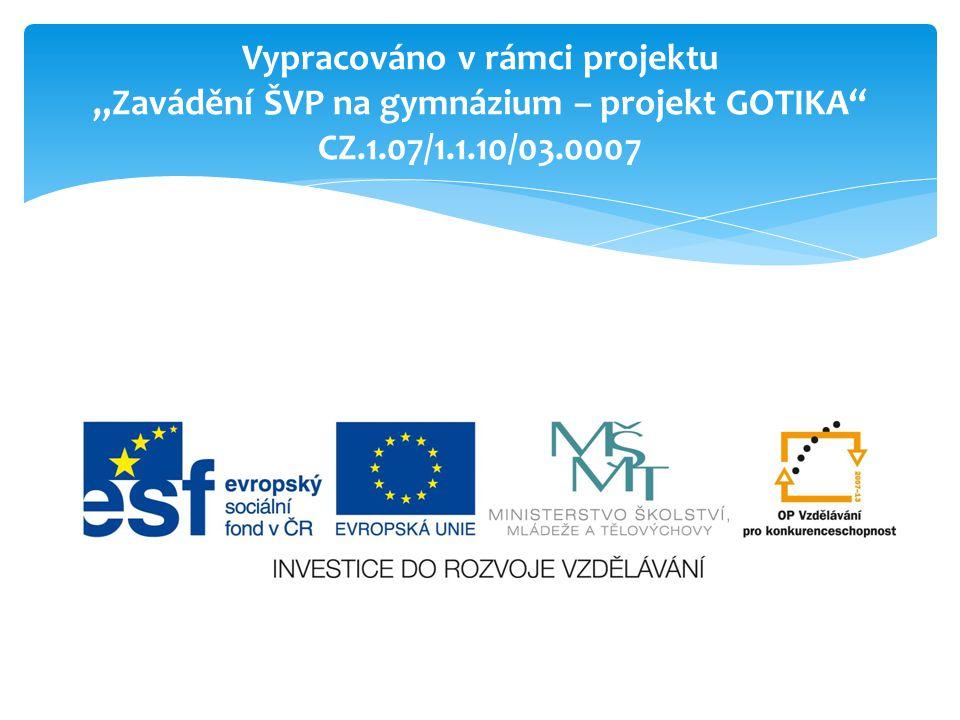  Rozkvět stavební činnosti za vlády Jagellonců.