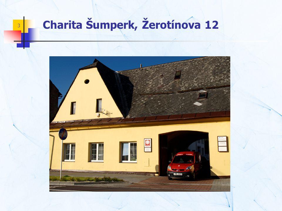 3 Charita Šumperk, Žerotínova 12