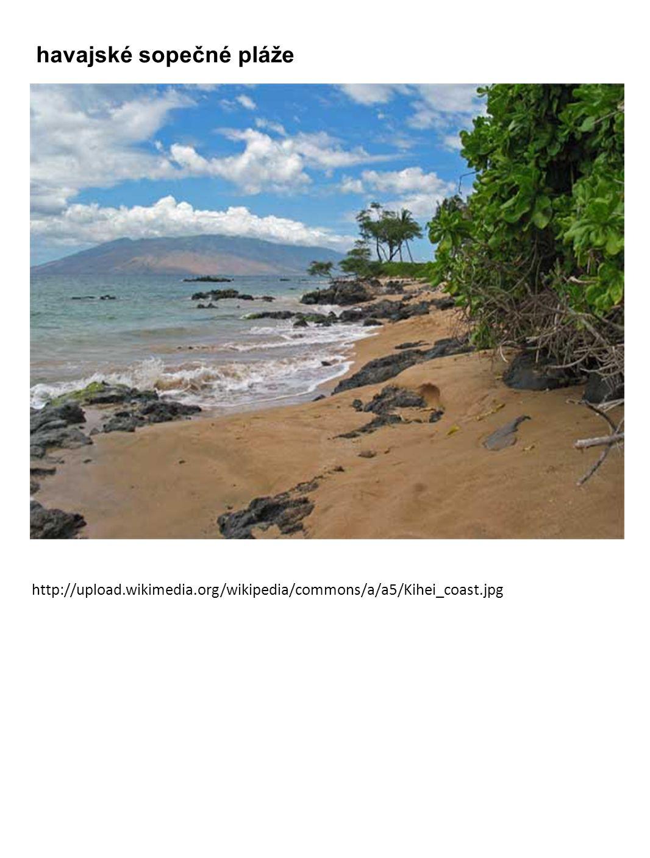 http://upload.wikimedia.org/wikipedia/commons/a/a5/Kihei_coast.jpg havajské sopečné pláže